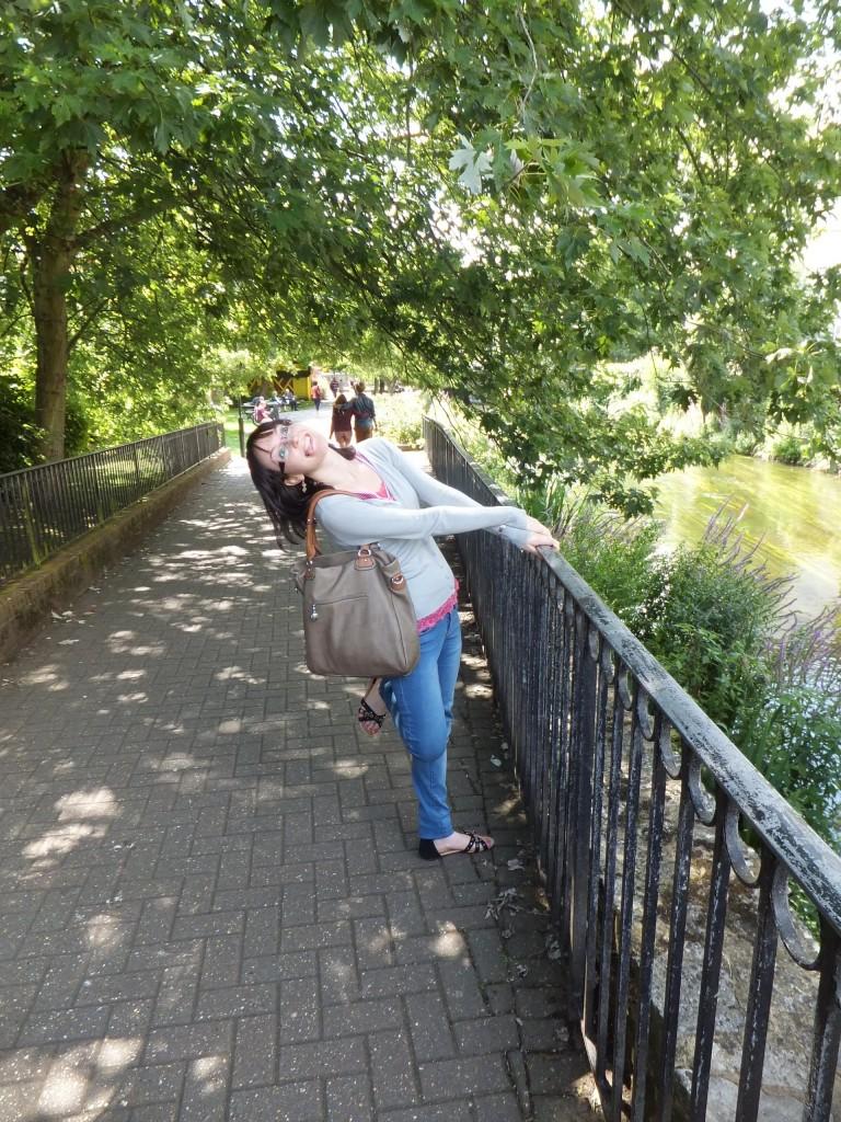 Mostek w Salisbury