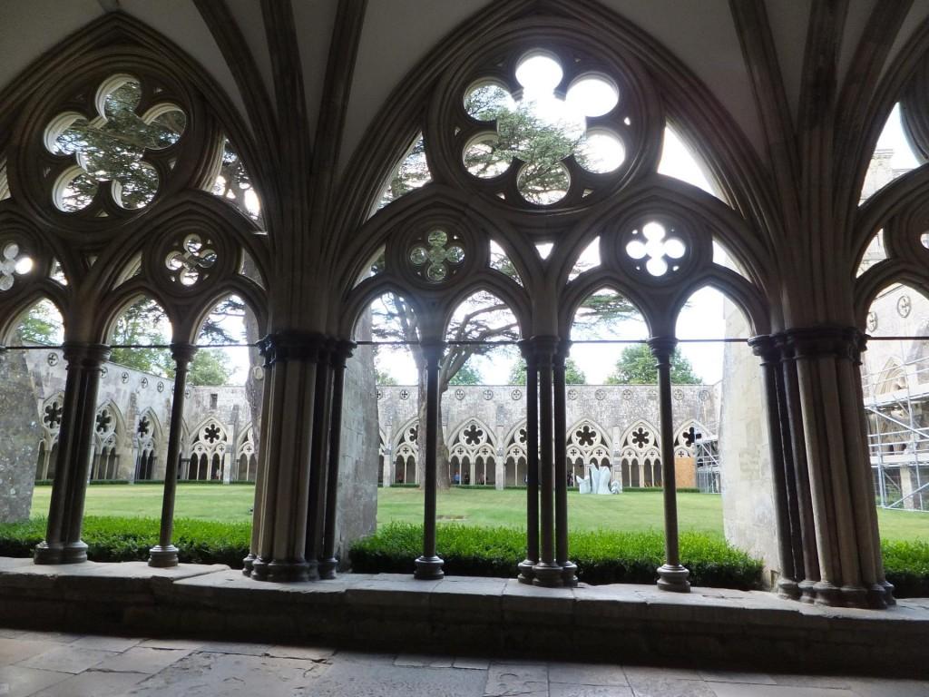 rużganek katedry