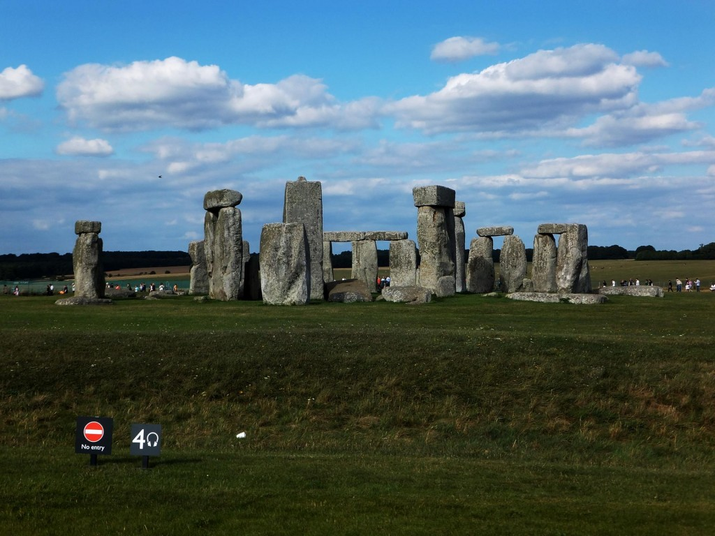 stonehenge no entry