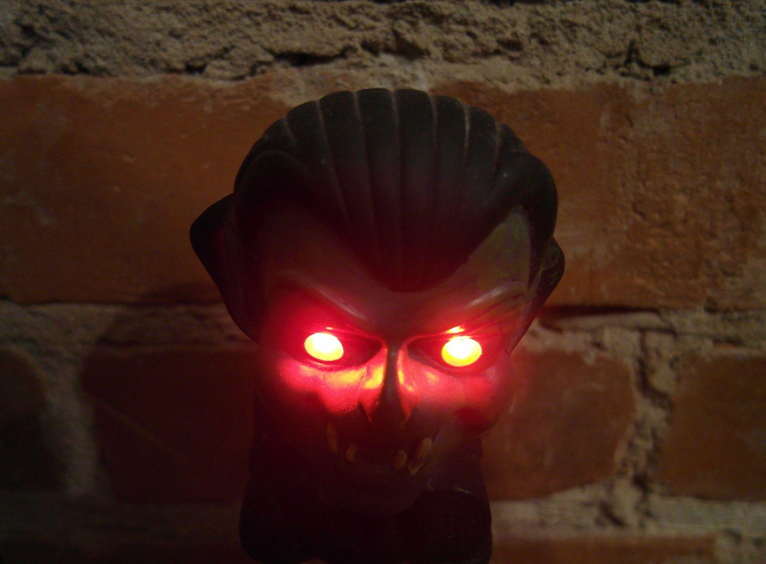 Hrabia Dracula we własnej osobie