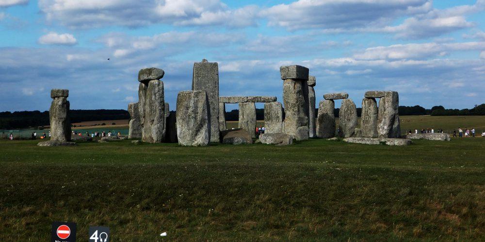 Jak polubiłam zwiedzanie kościołów i dlaczego Stonehenge najlepsze zimą